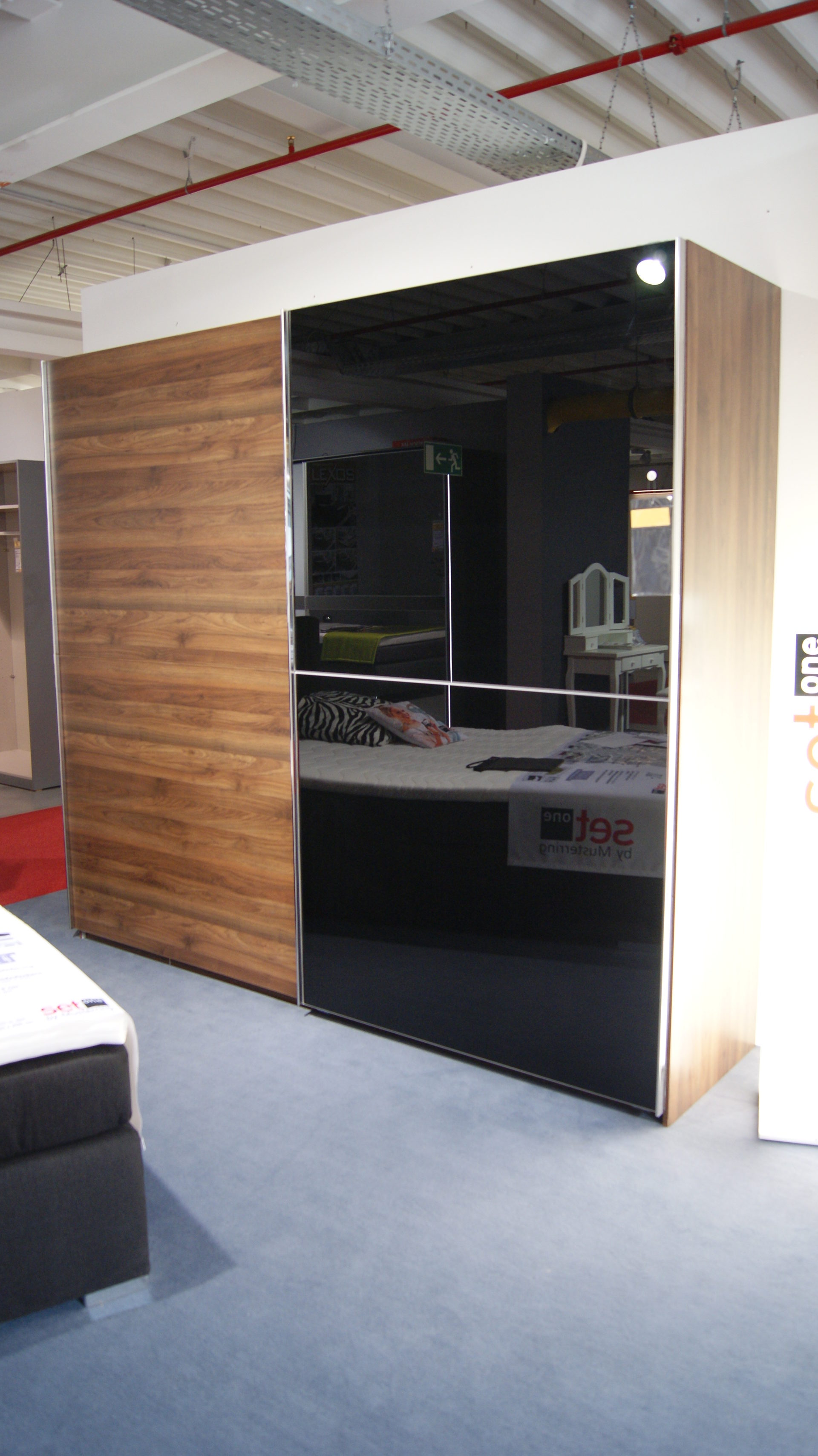 Schlafzimmer Set Mit Schrank Kopfkissen Amazon Garanta Bettdecken