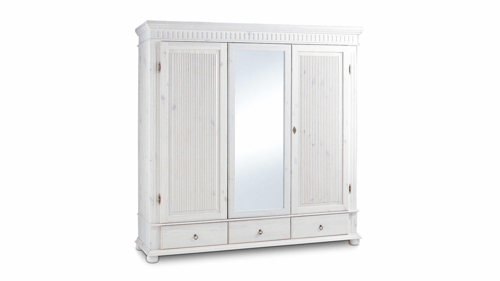 Kleiderschrank weiß spiegel günstig  Trendwerk by Möbel Busch, Räume, Schlafzimmer, Kleiderschränke ...