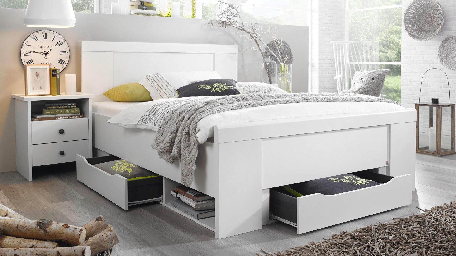 Trendwerk By Möbel Busch | Räume | Schlafzimmer | Betten | KAWOO  Bettgestell Agnetha Für Ihren Schlafkomfort | KAWOO Bettgestell Agnetha Für  Ihren ...
