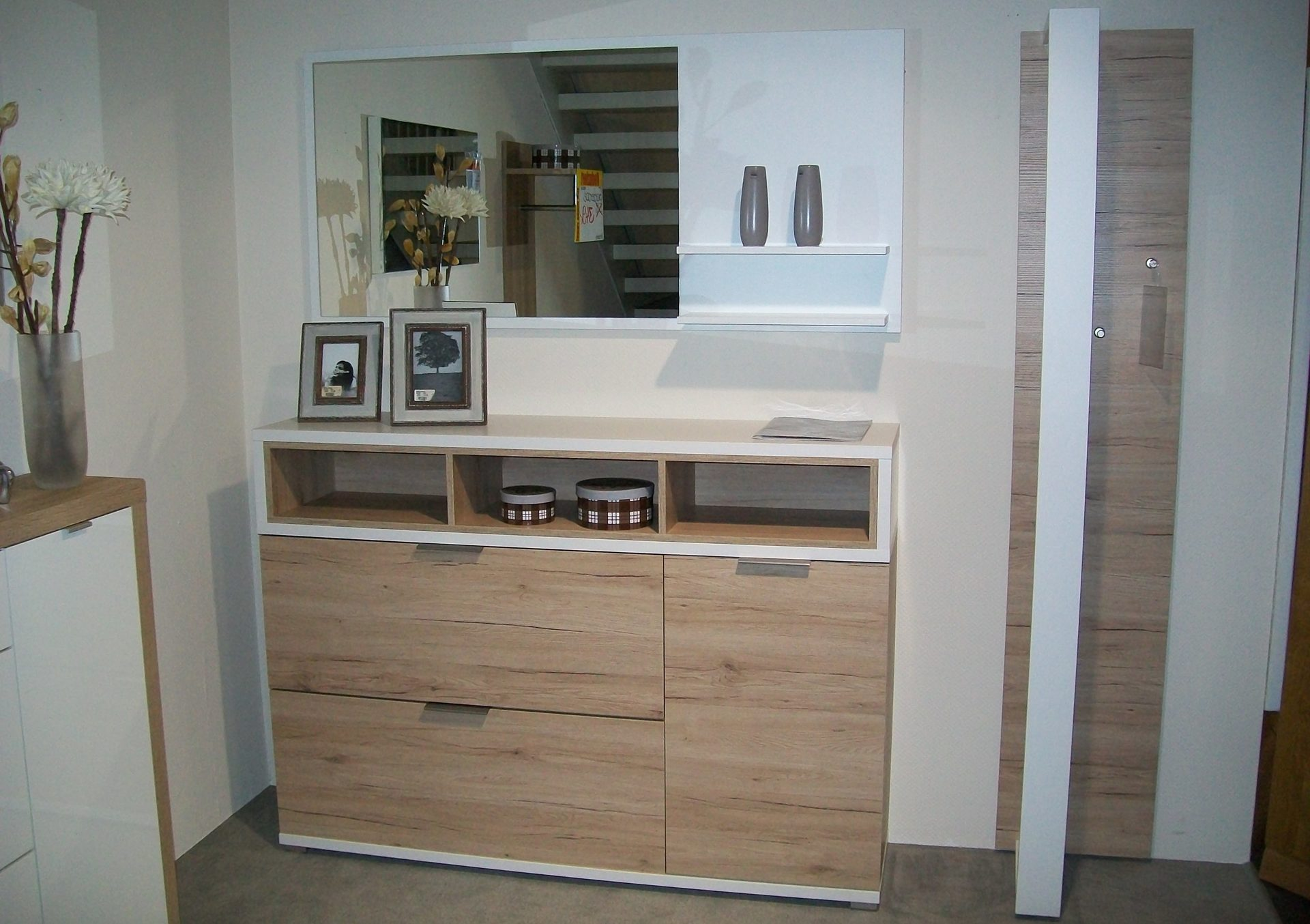 Elegant Affordable Free Mbel Busch With Garderobe Eiche Sonoma With Eiche  Hell Mbel With Sonoma Mbel
